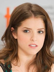 Actress Anna Kendrick