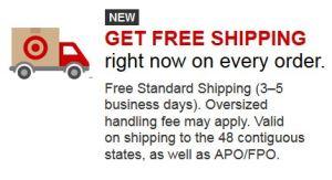 Target-Free-Shipping
