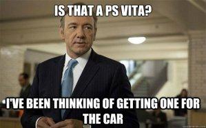 PS Vita Meme