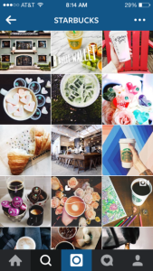 Image credit: Starbucks via Instagram