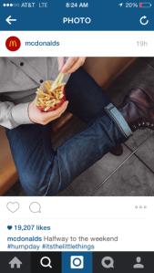 Image credit: McDonald's via Instagram